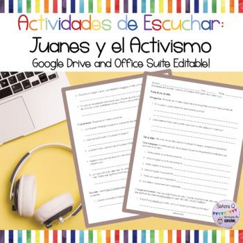 Actividad de Escuchar: Juanes y la Fundación Mi Sangre