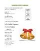 Actividad de Navidad en español