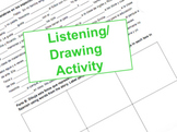 Actividad de escuchar (Actividades, el verbo ir,) Listening and Storyboarding