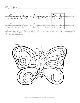 Actividades Divertidas: Ejercicios para Practicar la Letra D´nealian