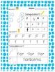 Actividades Excelentes del Alfabeto (Excellent Alphabet Activities-Spanish)