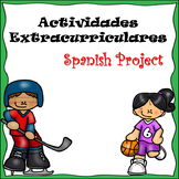 Actividades Extracurriculares Project- Extracurricular Act