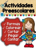 Actividades Preescolares en Espanol