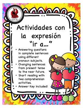 """Actividades con la expresión """"ir a..."""""""