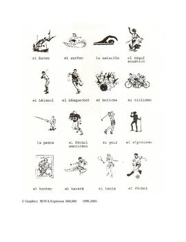 Actividades con los Deportes (revised)