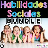 Actividades de Habilidades Sociales BUNDLE, Social Skills