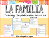 Actividades de Leer - Familia