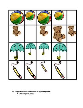 Actividades de patrones