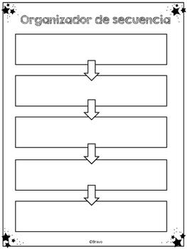 Actividades de secuencia / Sequence