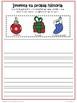 Actividades de verbos, sustantivos y escritura creativa