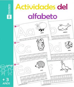 Actividades del Alfabeto para Niños – Preescolar y Primaria
