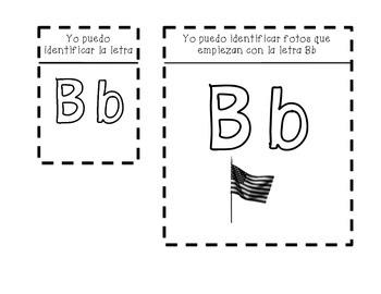 Actividades del cuaderno-Interactive Phonics activities in Spanish!
