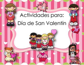 Actividades para el Día de San Valentín