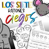 Actividades para trabajar del cuento Los 7 ratones ciegos.