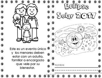 Actividades sobre el Elipse Solar 2017
