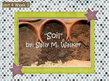 Reading Street Flipchart Common Core Second Grade Unit 4 Week 3- Soil