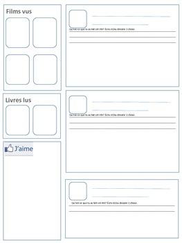 Activité Facebook pour la rentrée scolaire
