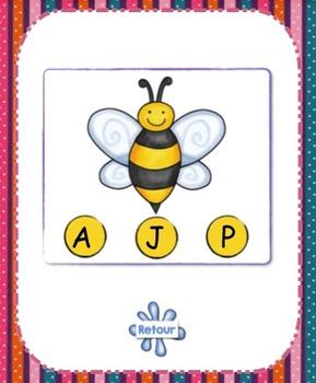 Activité Notebook au Préscolaire (kindergarden)/Abécédaire animé SmartBoard