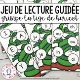 Activité de réchauffement pour la lecture guidée - FRENCH Guided Reading Warm Up