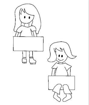 """Activités artistiques """"j'écris mon prénom""""- Etiquettes et lettres créatives"""
