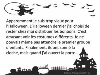 Activités d'Halloween - Paquets 1 et 2