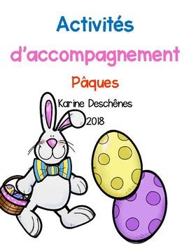 Activités d'accompagnement-Pâques