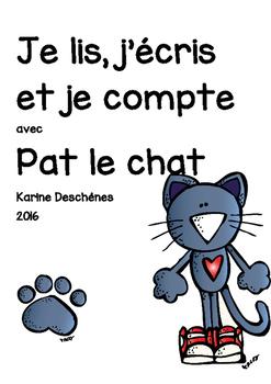 Activités d'accompagnement-Pat le chat