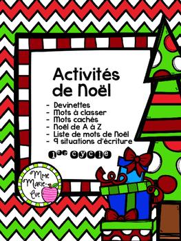 Activités de Noël (Christmas Activities)