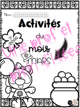 Activités du mois de mars - 2e année
