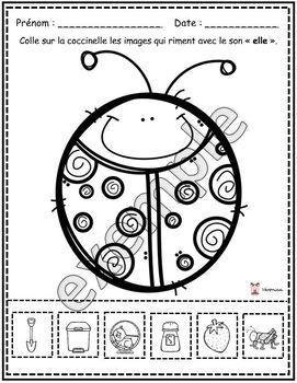 Activités: insectes et bestioles (papier- crayon)