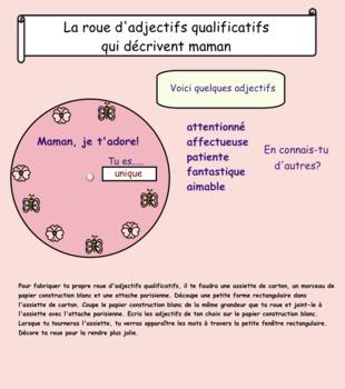 Activités pour la Fête des mères (SMARTboard)