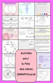 Activités pour la Fête des mères (SMARTboard)  2-3