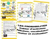 Activités sur les Probabilités Maths Probabilities activities