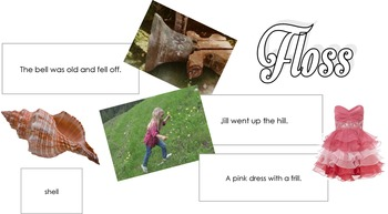 Activites to support learning the Floss Rule