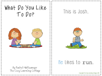 Activities, Actions, and Verbs for ESL Newcomers Unit
