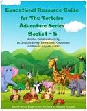 "Activities Book for ""Tortoise Folktale adventure Series"""