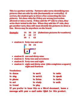 Activities Connect the dots Squares game