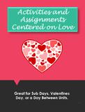 Activities Focused on Love