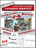 Canadian Culture/Identity (1960s to 1970s) Package - Print