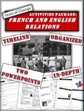 Canadian French-English Relations (1960s-2000)- Quiet Revolution, Lesage etc.
