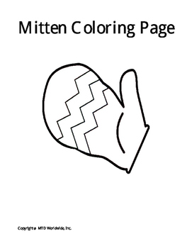 Activities, Printables, Worksheets and Lesson Plans for The Mitten, by Jan Brett