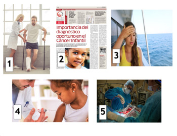 Activities: Spanish Mock Clinic/ Disease Research