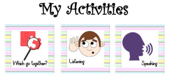 Activities Timetable