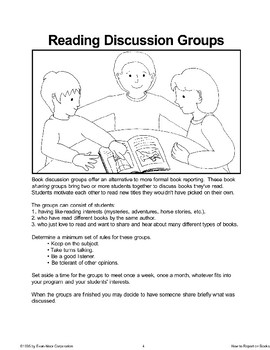 Activities With Books: Oral Language