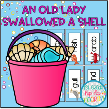 Activities and Craft....Old Lady Who Swallowed a Shell