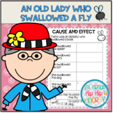 Activities and Craft for Old Lady who Swallowed a Fly!
