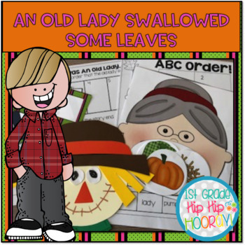 Activities and Craft for The Old Lady Who Swallowed some Leaves!