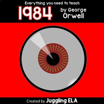 Activities and Handouts for 1984 by George Orwell