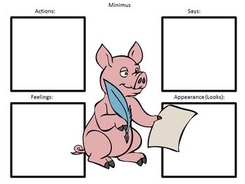 Activities and Handouts for the Novel Animal Farm by George Orwell