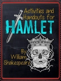 Activities and Handouts for Hamlet by William Shakespeare